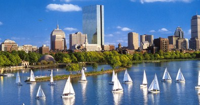 Why is Boston called beantown