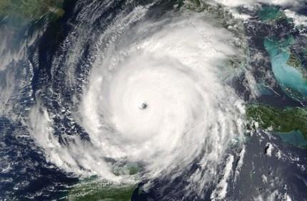 Why do hurricanes happen