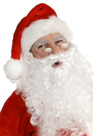 Why does Santa wear red