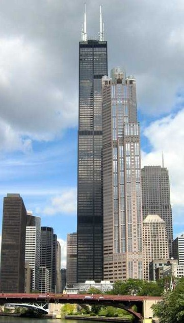 Why was the Sears Tower made