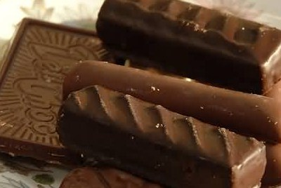Why does chocolate turn white