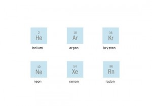 why are noble gases unreactive
